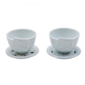 传统图案杯(瓷器)