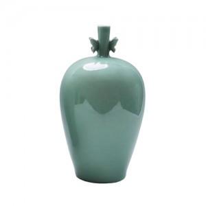 无裂纹蝴蝶瓶