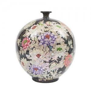 珍珠花瓶的母亲(牡丹)