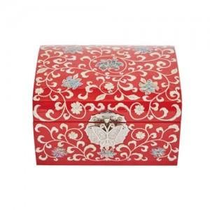 原装首饰盒(红色)