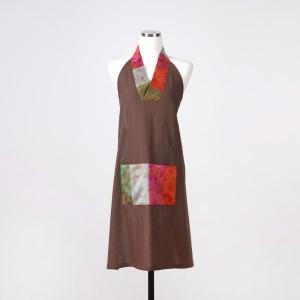 天然染色围裙