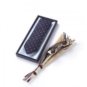 韩文丝绸领带