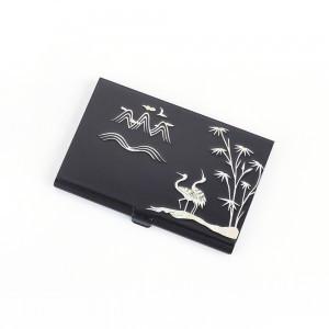 母珍珠名片盒