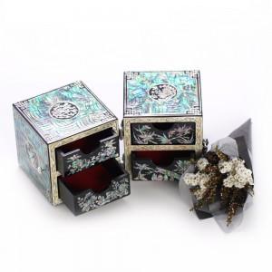 波浪扭曲(宝石盒)